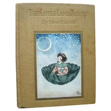 The Little Lame Prince RARE Childrens Book - Violet Moore Higgins - Collectible Childrens Literature
