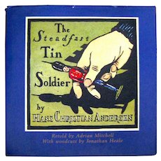 Hans Christian Andersen The Steadfast Tin Soldier Childrens Illustrated Book