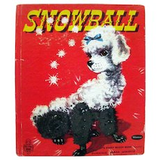 Fuzzy Wuzzy Book SNOWBALL - Childs Book