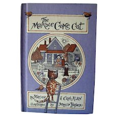 The Marble Cake Cate Vintage Childrens Book Great for Summer Reading Kids Chapter Books