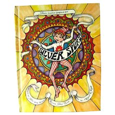 Silver Spurs Santas Elf Vintage Childrens Book Vintage Holiday Book