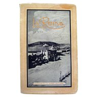 History Of Los Angeles LA REINA Three Centuries 1920s History Book