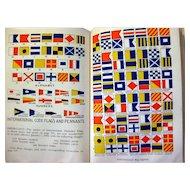 Merchant Marine Manual AMERICAN MERCHANT SEAMANS MANUAL 1942 Edition Vintage Nautical Book
