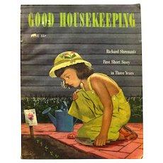 Good Housekeeping June 1946 Vintage Magazine - Vintage Periodical