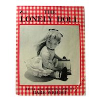 THE LONELY DOLL Hard To Find Childrens Book Collectible Book With Black and White Photos 1950s Kids Books