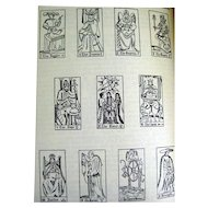 Vintage Metaphysical Book The COMPLETE BOOK OF THE OCCULT Fortune Telling Tarot Cards Magic and Divination Book