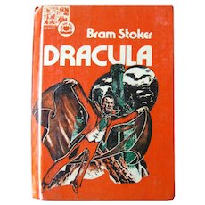 Bram Stoker DRACULA Graphic Novel Illustrated by Nestor Redondo Kids Books