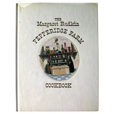 Margaret Rudkin PEPPERIDGE FARM COOKBOOK Illustrated by Erik Blegvad - Food Lovers Gift
