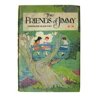 The Friends Of Jimmy Volland Nature Children Book Series - Collectibles Childrens Books
