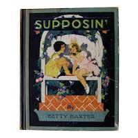 SUPPOSIN Volland Sunny Side Book Series - 1920s Collectible Book - Book Collectors