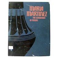 MARIA MARTINEZ Ceramic Artist Art Show Catalogue - Native American Art - Art Lover's Gift