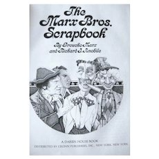 The Marx Brothers Scrapbook - Groucho Marx - Old Movies - Movie Posters