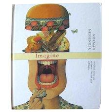IMAGINE by Norman Messenger Interactive Children's Book - Visual Tricks - Art Book
