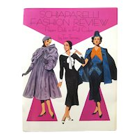 Fashion History Paper Dolls SCHIAPARELLI FASHION REVIEW Tom Tierney Illustration for Dover Publishing