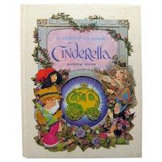 CINDERELLA Pop-Up Classic - 3D Fairytale Book - Gift Books