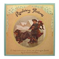 REVOLVING PICTURES Ernest Nister Interactive Book