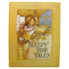 SLEEPY TIME TALES Childrens Storybook - Gift for Kids - Illustrated Children's Book