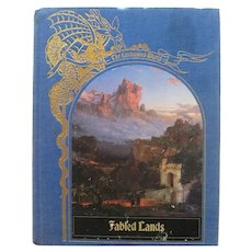 The Enchanted World Series FABLED LANDS Time-Life Collection - Fantasy Books