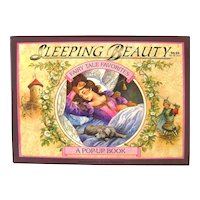 Sleeping Beauty A Pop-Up Book Illustrated by John Patience