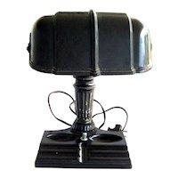 Bakelite Vintage Desk Lamp In Working Condition - Desk Accessories - Vintage Lamp