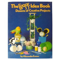 The L'Eggs Idea Book - Vintage Craft Book - Pattern Books