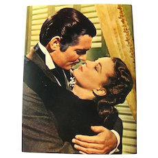The Story of Gone With The Wind 1967 Souvenir Program - Vintage Film - Movie Collectible