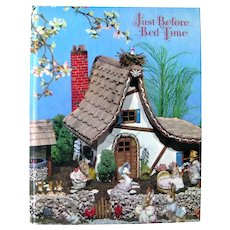 Just Before Bed Time Childrens Read Aloud Book - Nursery Rhymes - Beatrix Potter Cover