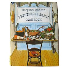 Margaret Rudkin PEPPERIDGE FARM COOKBOOK Illustrated by Erik Blegvad - Food Lovers Gift