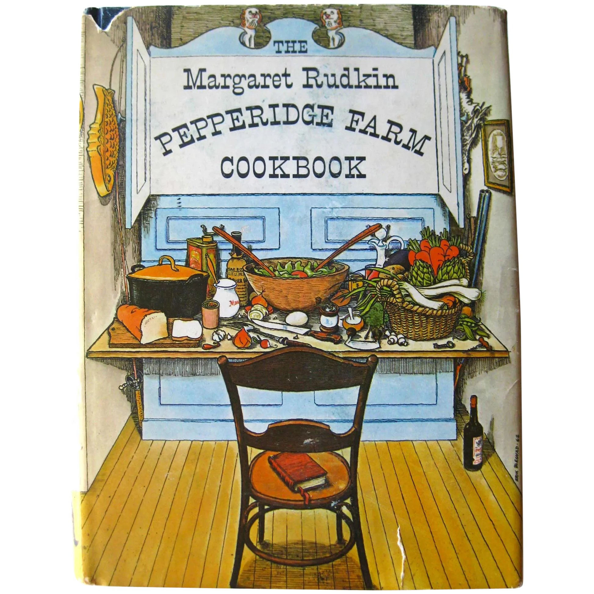 Margaret Rudkin PEPPERIDGE FARM