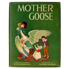 Volland Publishing Mother Goose - Collectible Books - Gift Book