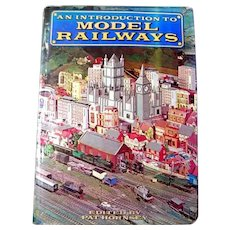 An Introduction To Model Railways Railroad Model Book