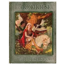 From The Tower Window My Bookhouse  Vintage Childrens Book