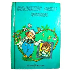 Raggedy Andy Stories Merrill Edition 1948 Johnny Gruelle Raggedy Ann and Andy