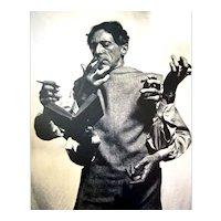 Vintage Photography Book US Camera Annual 1952 - Artistic Photos - Documentary Photographs