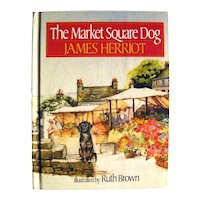 The Market Square Dog by James Herriot, Dog Lovers Gift