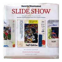 Slide Show Sports Illustrated Book - Photography Book - Fathers Day Gift