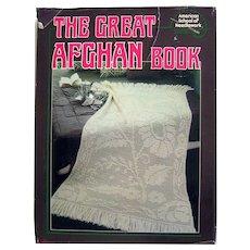 The Great Afghan Book American School Of Needlework - Blanket Patterns