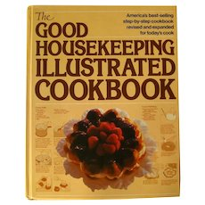 Good Housekeeping Illustrated Cookbook Revised Edition - Learn To Cook