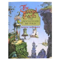 Science Fiction Book The Second Earth The Pentateuch Re-Told - Fantasy Book