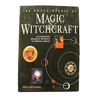 Occult Book - The Encyclopedia Of Magic And Witchcraft - History Of Magic