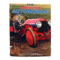 The American Automobile Pre-1940s Era Cars - Coffee Table Book - Rare Cars - Vintage Autos