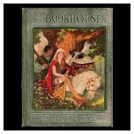 My Bookhouse -- From The Tower Window Vintage Childrens Book