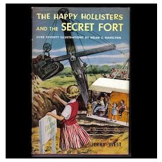 The Happy Hollisters and the Secret Fort w/DJ