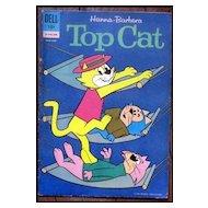 Top Cat Dell Comic No. 3 1962