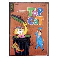 Top Cat Dell Comic No. 5 1963