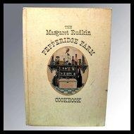 The Margaret Rudking Pepperidge Farm Cookbook -- 1965