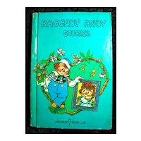 Raggedy Andy Stories -- Merrill Edition 1948