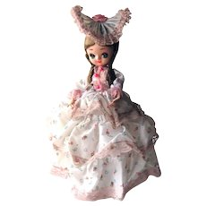 Bradley Musical Doll in Southern Belle Outfit