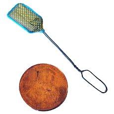Miniature Fly Swatter, Dollhouse Miniature Accessory,
