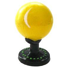 Miniature Lunar Globe - Dollhouse